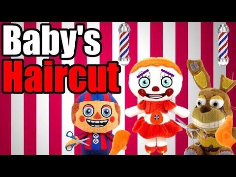 FNAF Plush - Baby's Haircut