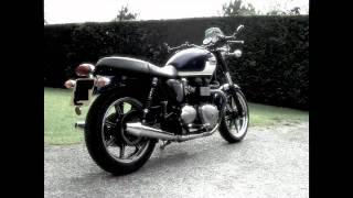 7. One Man's Bonneville [Triumph Bonneville SE]