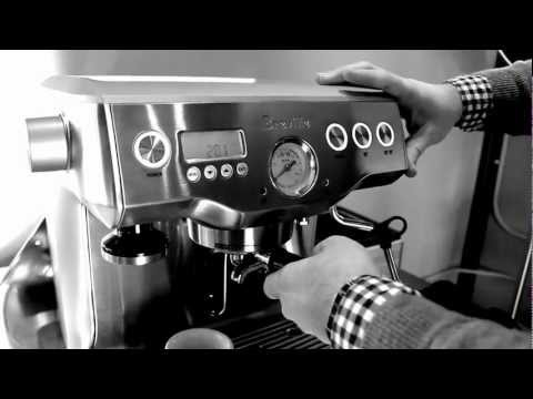 Breville Double Boiler Espresso Machine