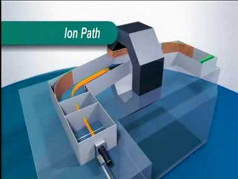 spectrometer - An education video on Mass Spectrometry using a magnetic sector instrument from the Royal Society of Chemistry. From the Modern Instrumental Techniques for s...