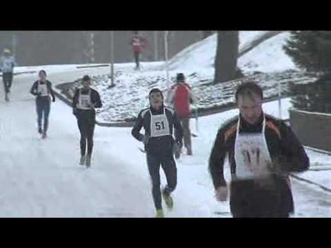 20. ročník kobeřického zimního běhu