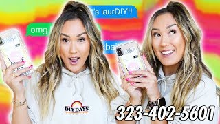 text me!! 323-402-5601 (not clickbait lol) by LaurDIY