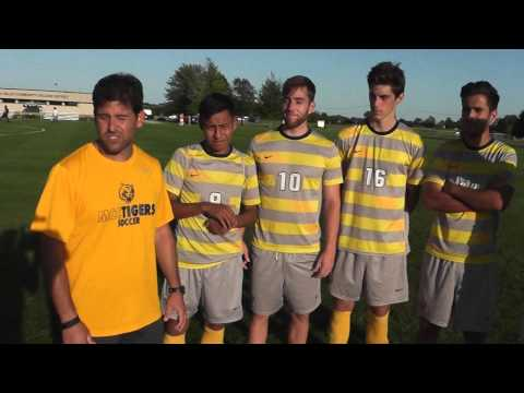 Video Highlights: Men's Soccer vs. Indian Hills (9/9/2011)