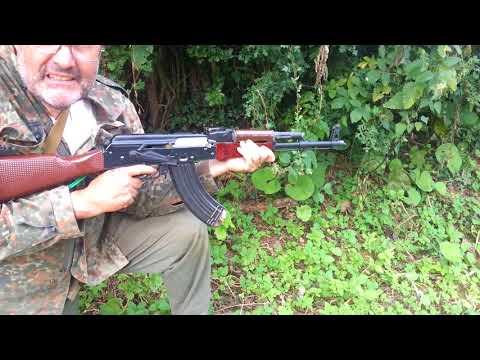 Fire4FX AK gas-gun simulator