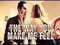 Video: Stiles & Lydia    THE WAY YOU MAKE ME FEEL