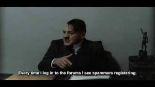 Hitler is informed about the 2K Games forums.