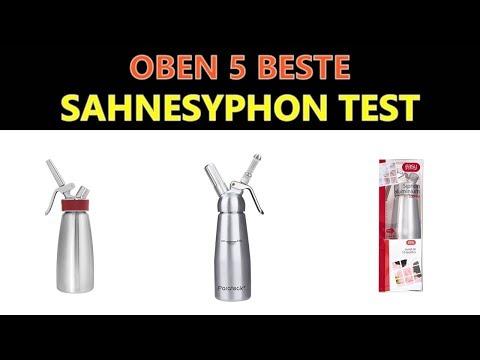 Beste Sahnesyphon Test 2019