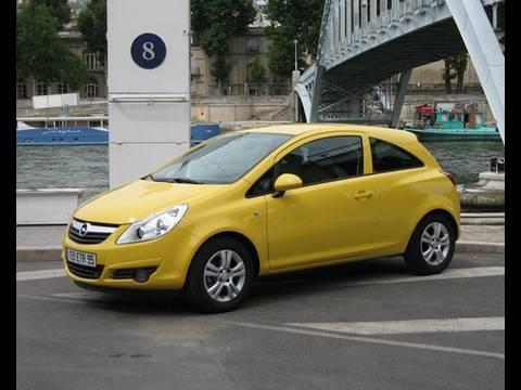 Opel corsa в iv 1.2 фото
