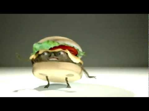McDonalds commercial at Super Bowl 2010
