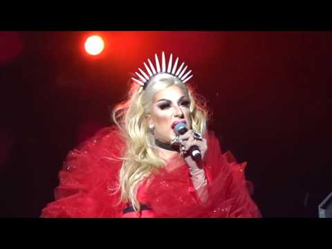 Alaska Thunderfuck @ Manchester Academy - Chr!$Tm@$ $Ux (видео)