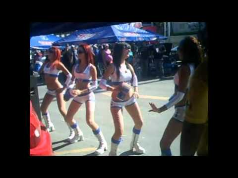 chicas tuning 2011