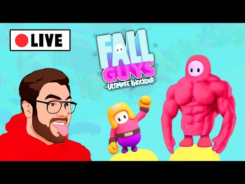 Fall Guys LIVE Hindi | Hitesh KS