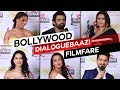 Filmfare Red Carpet | Dialoguebaazi with Bollywood...
