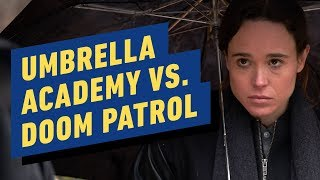 Umbrella Academy vs. Doom Patrol: Which is Better? by IGN