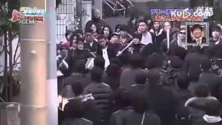 Японские приколы и розыгрыши - сумасшедшие приколы