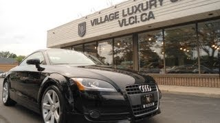 2008 Audi TT In Review - Village Luxury Cars Toronto