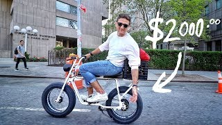 Video Is This Bike worth $2000? [SUPER 73 REVIEW] MP3, 3GP, MP4, WEBM, AVI, FLV Desember 2018