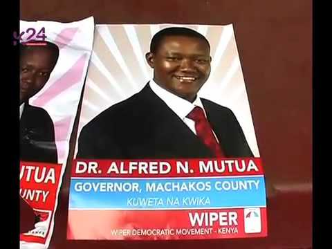 Fake Dr.Mutua Posters Ciculated