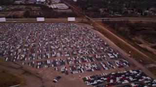 Тысячи дизельных Volkswagen гниют на заброшенных парковках США