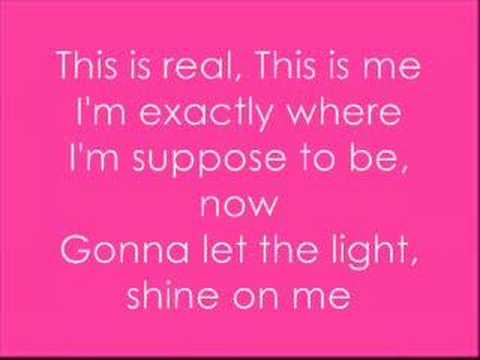 This Is Me-Demi Lovato-Lyrics