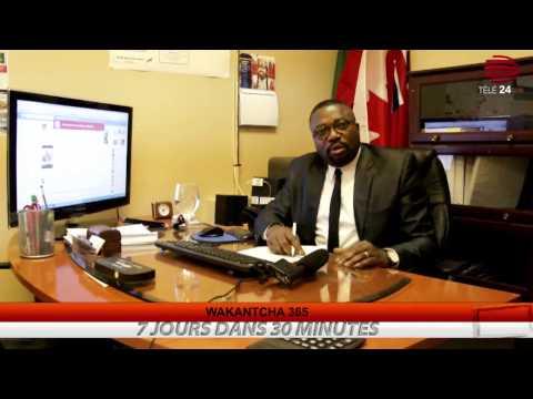 WAKANTCHA 365 – Matata Ponyo sera élu président de la RDC en 2016 (REGARDER POUR COMPRENDRE)