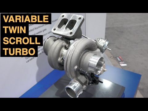 Variable Twin Scroll Turbocharger – The Future Of Gasoline Turbos?