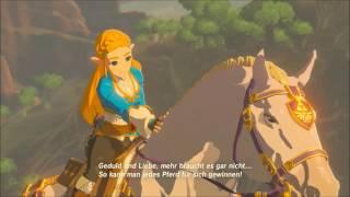 The Legend of Zelda Breath of the Wild - Zur Ranelle-Spitze Erinnerung Cutscene (Nr .14)