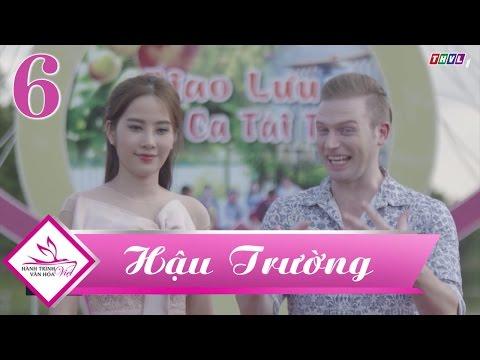 Hành Trình Văn Hóa Việt | Hậu trường vui nhộn của Nam Em và Kyo York
