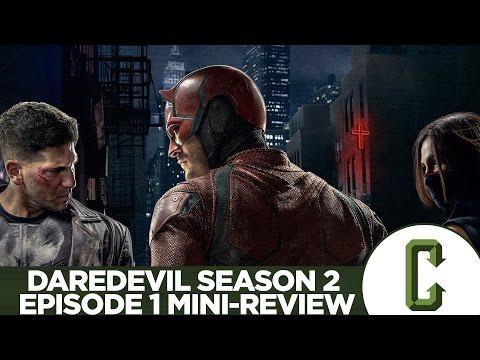 "Daredevil Season 2 Episode 1 ""Bang"" Mini-Review"