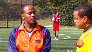 Sport America interview with Solomon Mekonnen (Lucho )Part 1