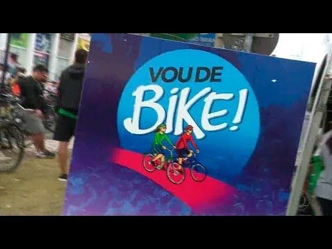 Vou de Bike 2018