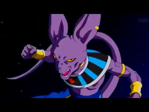 Dragon Ball Super「AMV」- My Demons - Goku vs. Beeru