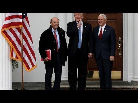 Συμπληρώνεται η κυβέρνηση Τραμπ – «Αγκάθι» το Στέιτ Ντιπάρτμεντ