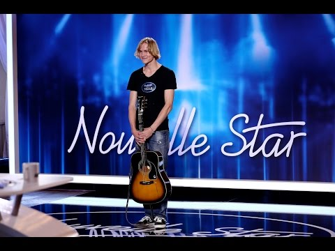 Video Nelson: Creep - Auditions - NOUVELLE STAR 2015 download in MP3, 3GP, MP4, WEBM, AVI, FLV January 2017