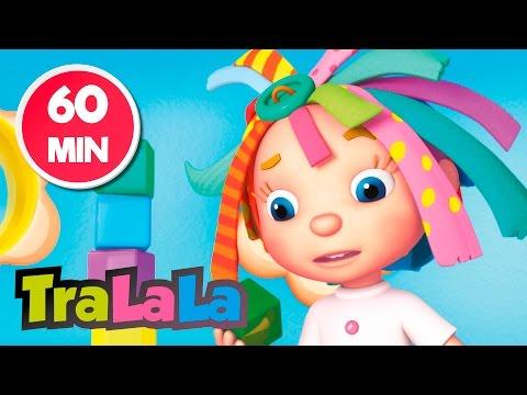 60 MIN - Rosie și prietenii ei (Ep 43- 47) - Desene animate dublate în limba română   Tralala