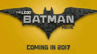 We Built This City - Starship - The LEGO Batman Movie Trailer #4 Song