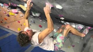 Classic Bouldering Session With Daniel Walsh and The Mighty Thor! by Eric Karlsson Bouldering