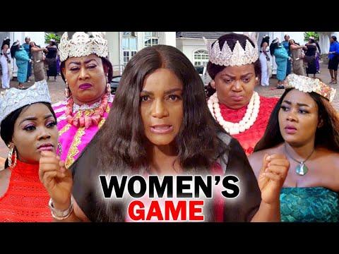 WOMEN'S GAME Season 7&8 NEW HIT MOVIE 2020 Latest Nigerian Nollywood Movie