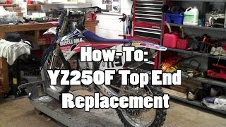 9. How-To: YZ250F Top End Replacement