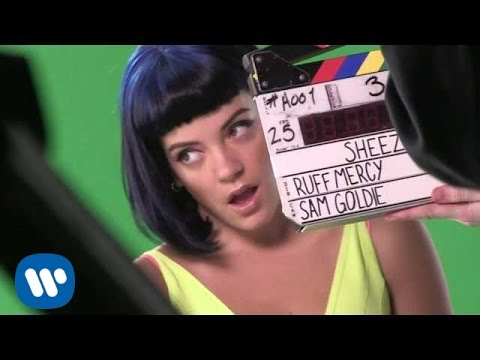 Lily Allen - Sheezus (Behind The Scenes)