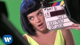 Lily Allen - Sheezus (Behind The Scenes) The new album 'Sheezus' is out now. Get it on iTunes: http://smarturl.it/iSheezusSubscribe to Lily's channel to be the first to hear about new videos: http://www.youtube.com/user/lilyallen?sub_confirmation=1Watch more videos from Lily Allen here:http://www.youtube.com/user/lilyallen‎Follow Lily online:http://www.lilyallenmusic.comhttps://twitter.com/LilyAllenhttps://www.facebook.com/lilyallenhttp://instagram.com/lilyallenhttp://lilyallenmusic.tumblr.comhttps://plus.google.com/+lilyallenhttp://www.youtube.com/user/lilyallen‎http://sptfy.com/lilyallen