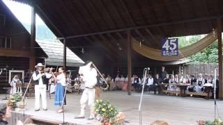 Video Gajdoszsko kapela Bukóń Slezské dny 2014