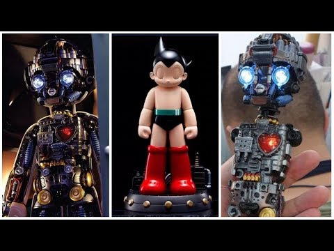 Realistic Life Size Astro Boy Collectible by Blitzway