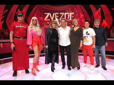 ZVEZDE GRANDA UŽIVO 2019 - 2020: Cela 7. emisija (02. 11.) - video snimak