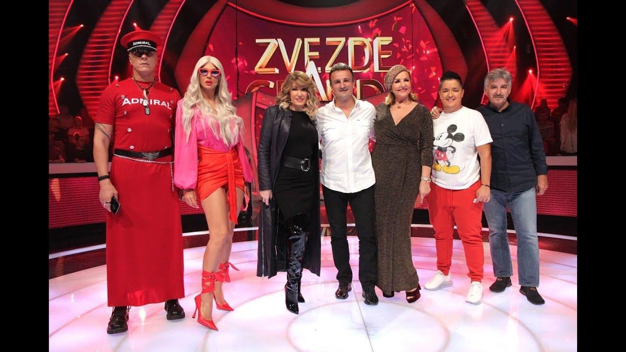 NOVE ZVEZDE GRANDA 2019 – 2020: Sedma emisija – 02. 11. – najava