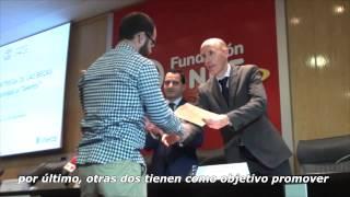 Imagen del Vídeo: Programa de prácticas 'Oportunidad al Talento' 2014