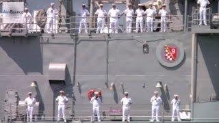 Pearl Harbor, RIMPAC 2014: U.S., Indonesia, New Zealand Ship Arrivals