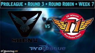 SBENU vs SKT T1 - Proleague 2015 - Round Robin : Round 3 - Week 7