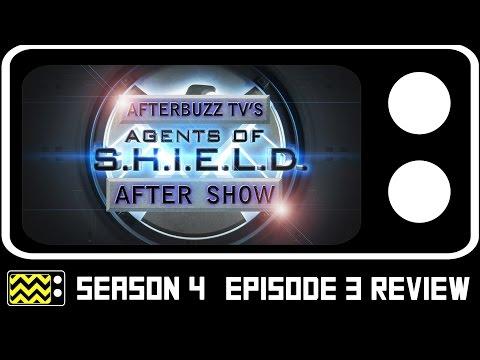 Agents Of S.H.I.E.L.D. Season 4 Episode 3 After Show w/ Costume Designer Ann Foley | AfterBuzz TV