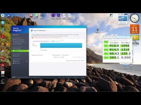 120gb - Во второй части видео про ssd samsung 840 evo 120 gb я проведу ряд тестов чтобы можно было наглядно убедиться о преимуществах ssd перед...